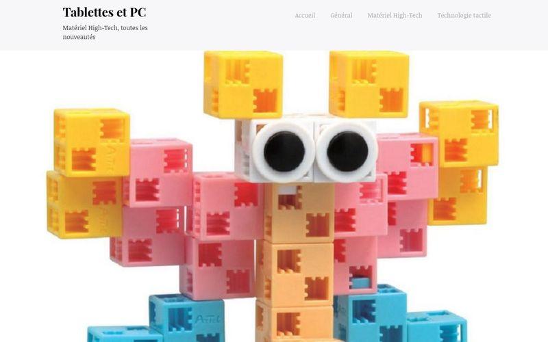 Pourquoi faire l'achat d'un robot programmable ? – Tablettes et PC