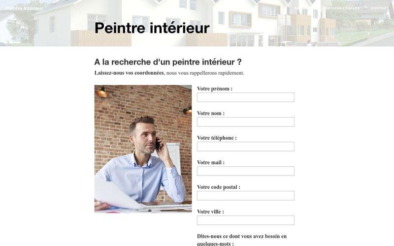 Dans quel cas contacter une entreprise de peinture intérieure ?