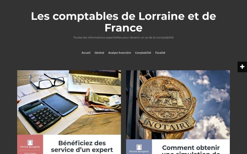 Les comptables de Lorraine et de France - Toutes les informations essentielles pour devenir un as de la comptabilité